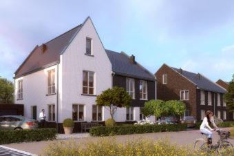 Alle woningen nieuwbouwproject De Beeckhof, Hoevelaken zijn verkocht!