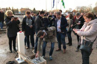 Feestelijke start verkoop voor de toekomstige bewoners Noorduyn Soesterberg